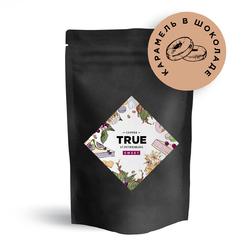 Кофе с ароматизатором «Карамель в шоколаде»
